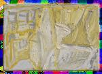 1995, 25-35 cm ,olieverf op doek