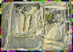 1994, 25-35 cm olieverf op doek