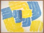 1995, 40-70 cm, pastelkrijt op papier