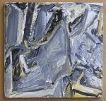 1995, 80-80 cm ,olieverf op doek