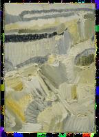 2001, 35-25 cm olieverf op doek