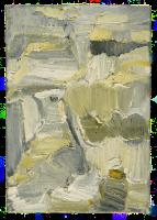 2001, 35-25 cm, olieverf op doek.