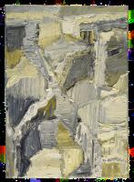 2003, 35-25 cm, olieverf op doek.