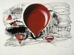2000,21-29cm, collage,inkt op papier,coll De Pont