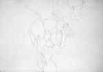 2002, potlood op papier, 21-29 cm  part.coll.