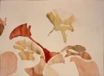 2004,  aquarel-papier.,coll Rijksmuseum Twenthe