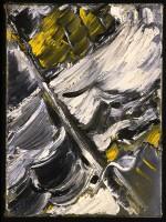 1985, 35-25 cm, olieverf op doek