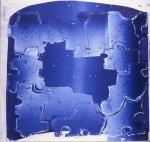 1986, 60-60 cm, linosnede op papier