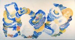 1986, 44-74 cm, aquarel op paier