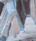 2007, olieverf op doek, 50-40cm