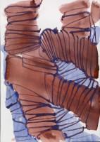 29-21 cm  gouache aquarel papier 2015  1 van serie van 20
