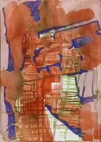 29-21 cm gouache aquarel papier 2015