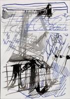29,5 20,5 cm  inkt op papier 2014