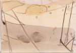 2011, aquarel papier, 21-29 cm