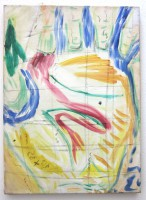 1980, 55-40 cm, acryl op doek part.coll