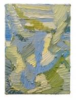 25-35 cm 2014 olieverf op doek